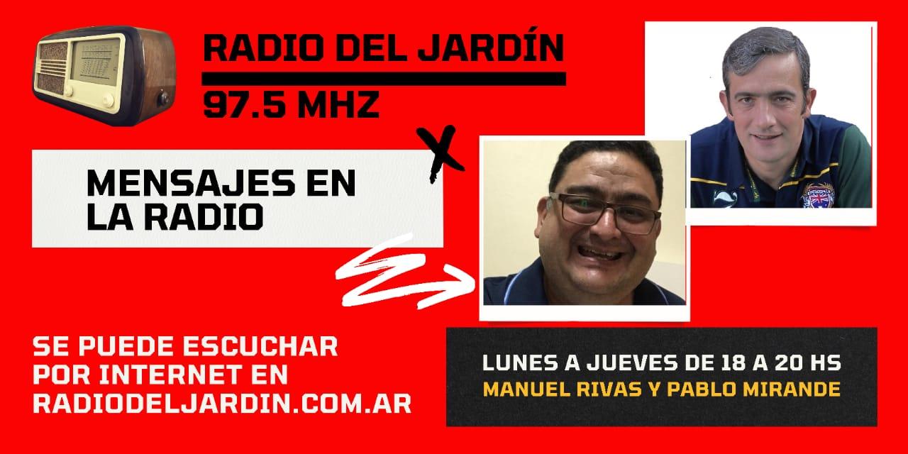 Mensajes en la Radio